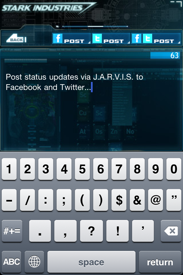 J.A.R.V.I.S. screenshot 2