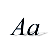 Download AnyFont free for iPhone, iPod and iPad